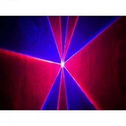 Location Laser d'animation RVB 1w DMX ILDA Vannes