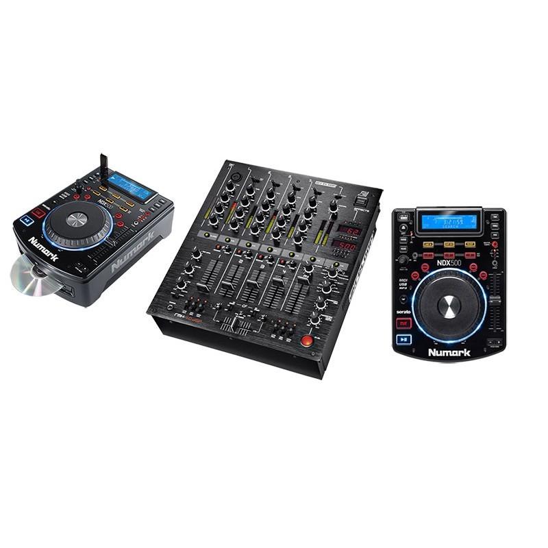 location Studio DJ Numark - Reloop Vannes