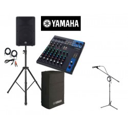 location Pack qualité Yamaha 40 personnes Vannes