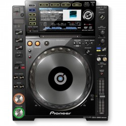 Location Pioneer CDJ-2000NXS2 platine multimédia Vannes