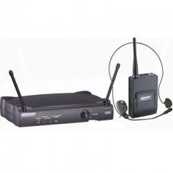 location Micro HF sans fil serre tête Vannes