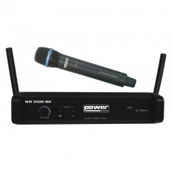 location Micro HF sans fil main Vannes